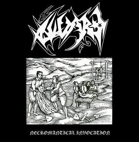 Luvart - Necromantical Invocation CD