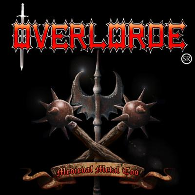 Overlord SR - Medieval Metal Too CD