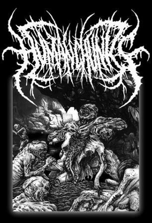 Human Chunks - Defleshed Abhorrent Torture DEMO CDR