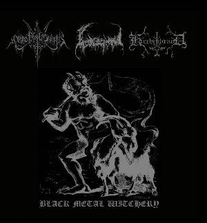 Black Metal Witchery - split CD