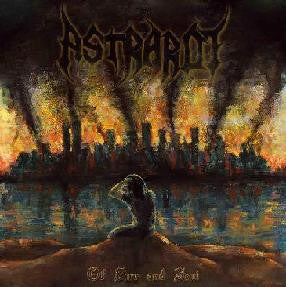 Astrarot - Of Fire and Soul EP CD