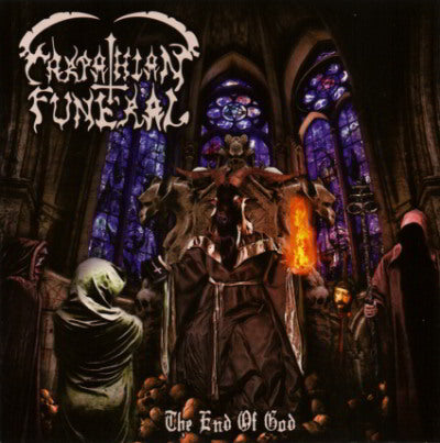 Carpathian Funeral - The End of God CD