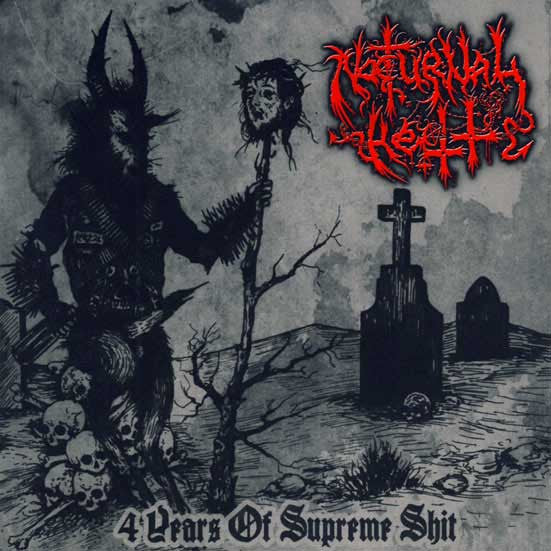 Nocturnal Hell - 4 Years of Supreme Shit CD