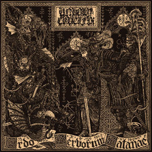 Unholy Crucifix - Ordo Servorum Satanae CD