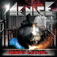Menace - Heavy Lethal CD