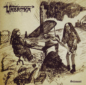 Umbrtka - Selement CD
