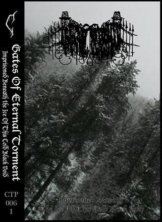 Gates of Eternal Torment - Imprisoned ... Cassette