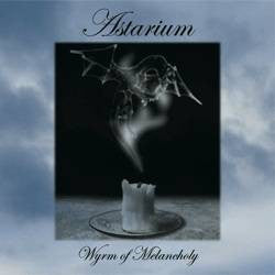 Astarium - Wyrm of Melancholy CD