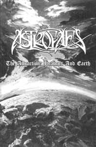 Astrofaes - The Attraction: Heavens and Earth Cassette