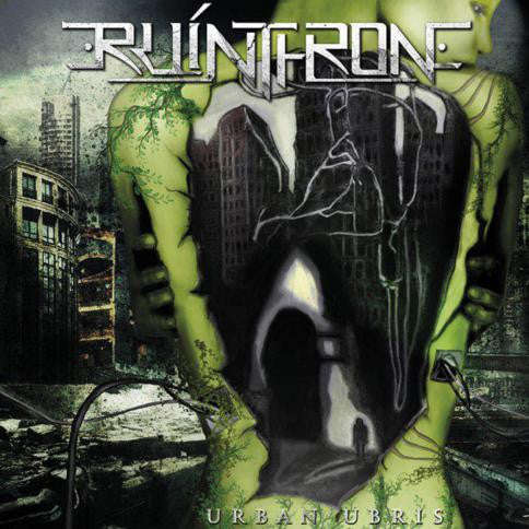 Ruinthrone - Urban Ubris CD