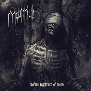 Moonkult - Profane Nightmare of Seers CD