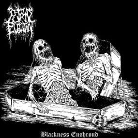 Putrid Evocation - Blackness Enshroud MCD