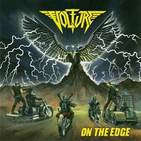 Volture - On the Edge CD