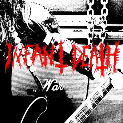 Infant Death - War CD