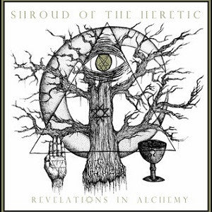 Shroud of the Heretic - Revelations in Alchemy CD