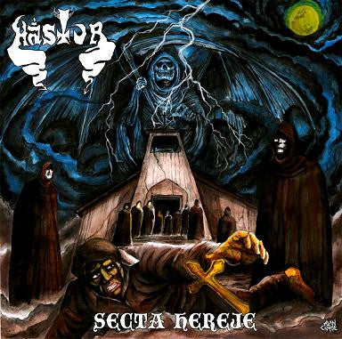 Hastur - Secta Hereje LP