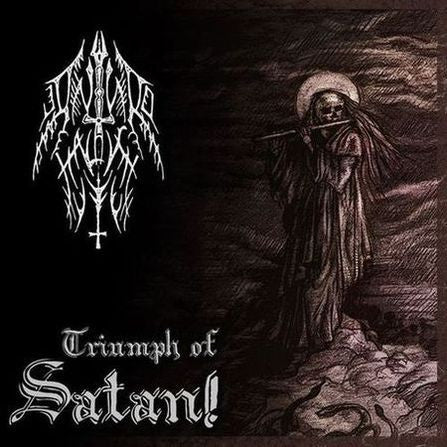 Anthro Halaust - Triumph of Satan! CD