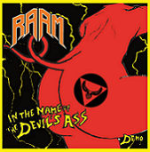 Raam - In the Name of the Devil's Ass EP CD