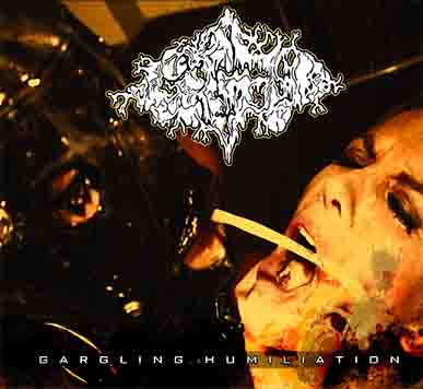 Pigto - Gargling Humiliation CD