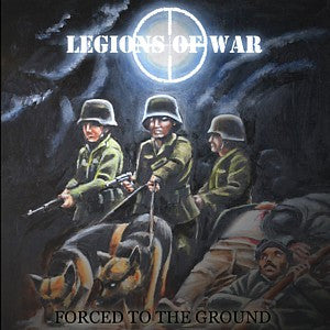 Legions of War - Forced to the Ground Cassette
