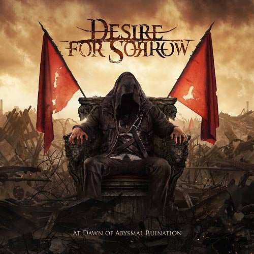Desire for Sorrow - At Dawn of Abysmal Ruination CD