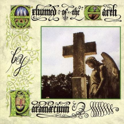Paramæcium - Exhumed of the Earth CD