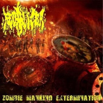Fecalizer - Zombie Mankind Extermination CD