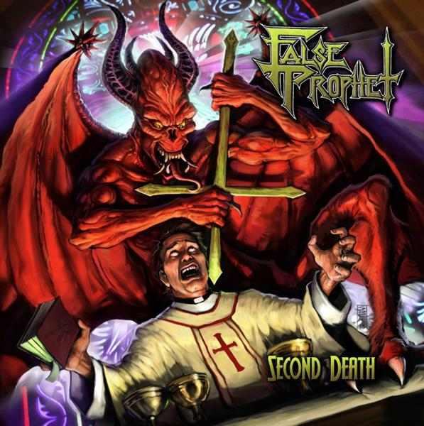 False Prophet - Second Death CD
