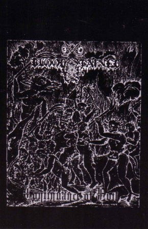 Blood Stained Dusk - Continuance Of Evil Cassette