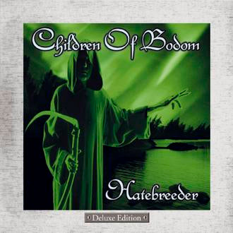 Children of Bodom - Hatebreeder Enhanced CD