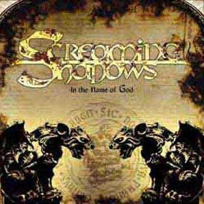 Screaming Shadows - In the Name of God CD