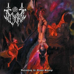 Isenblåst - Unleashing the Demon Scourge EP CD