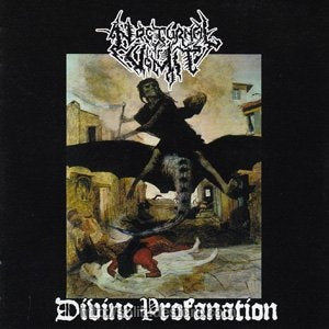 Nocturnal Vomit - Divine Profanation CD