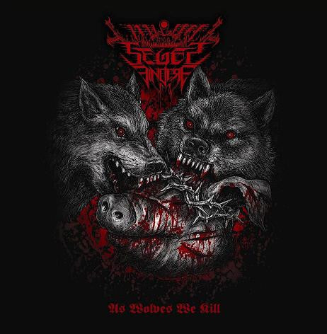 Seges Findere - As Wolves We Kill EP CD