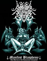 Surrender of Divinity - Manifest Blasphemy: The Abortion of the Immaculate Conception Cassette