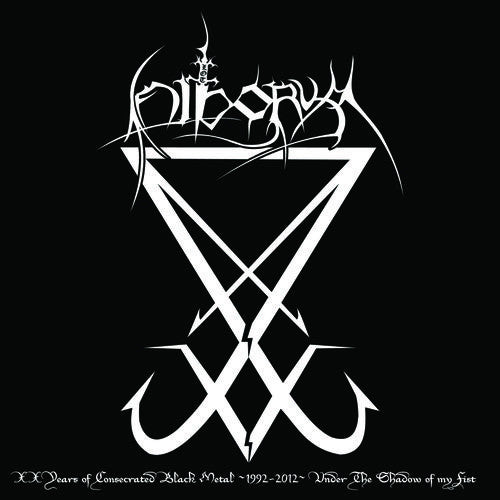 Hiborym - XX Years Of Consecrated Black Metal... CD