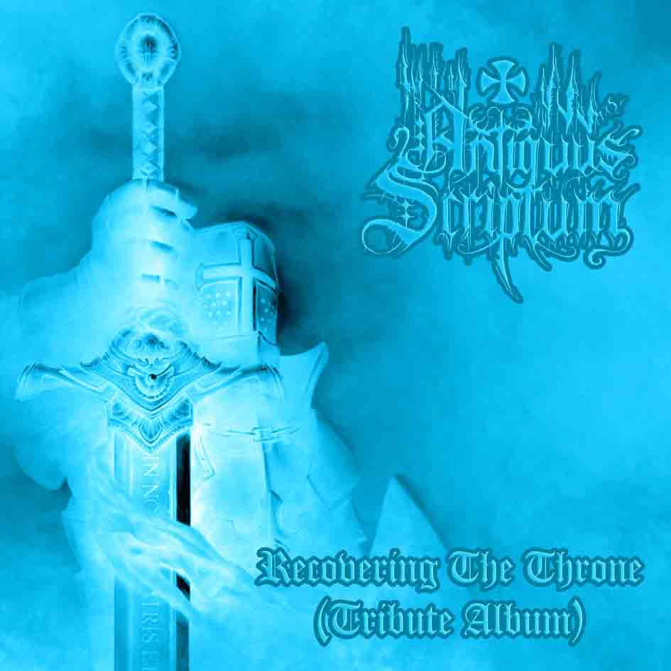 Antiquus Scriptum - Recovering the Throne (Tribute Album) CD