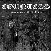 Countess - Sermons of the Infidel DIGI EP CD