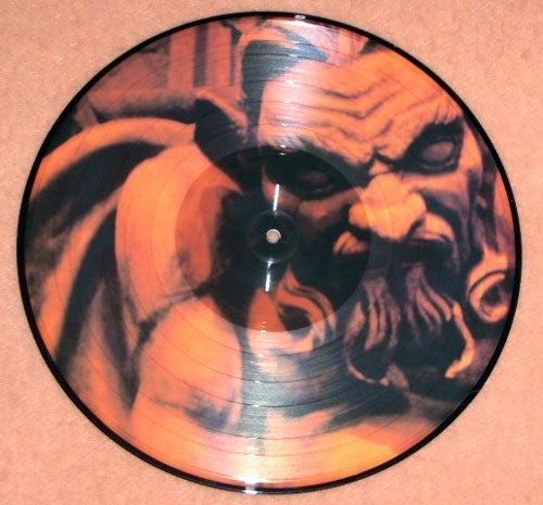 Mortem - The Devil Speaks in Tongues PICTURE LP