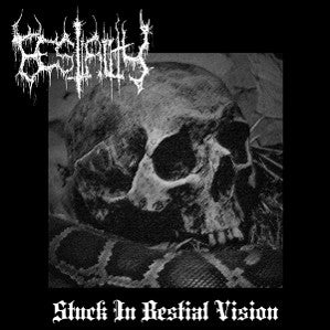 Bestiality - Stuck in Bestial Vison EP CD