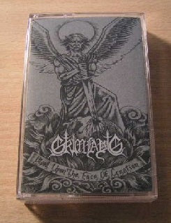 Grimfaug - Blood Upon the Face of Creation Cassette