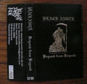Black Angel - Beyond from Beyond Cassette