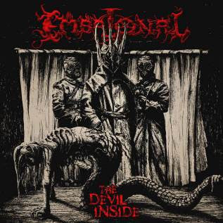 Embrional - The Devil Inside CD