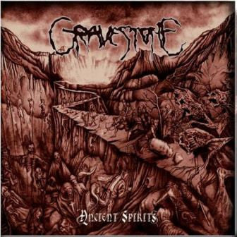 Gravestone - Ancient Spirits DIGI CD