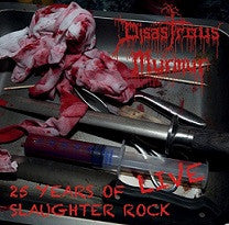 Disastrous Murmur - 25 Years of Slaughter Rock DCD