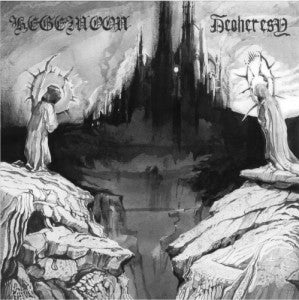 Hegemoon/Neoheresy - split CD