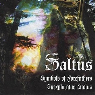 Saltus - Symbols of Forefathers/Inexploratus Saltus CD