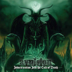 Avulsion - Indoctrination into the Cult of Death DIGI CD