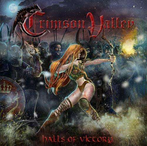 Crimson Valley - Halls of Victory EP CD