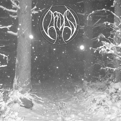 Vardan - S.A.D. (Storm at Dawn) CD